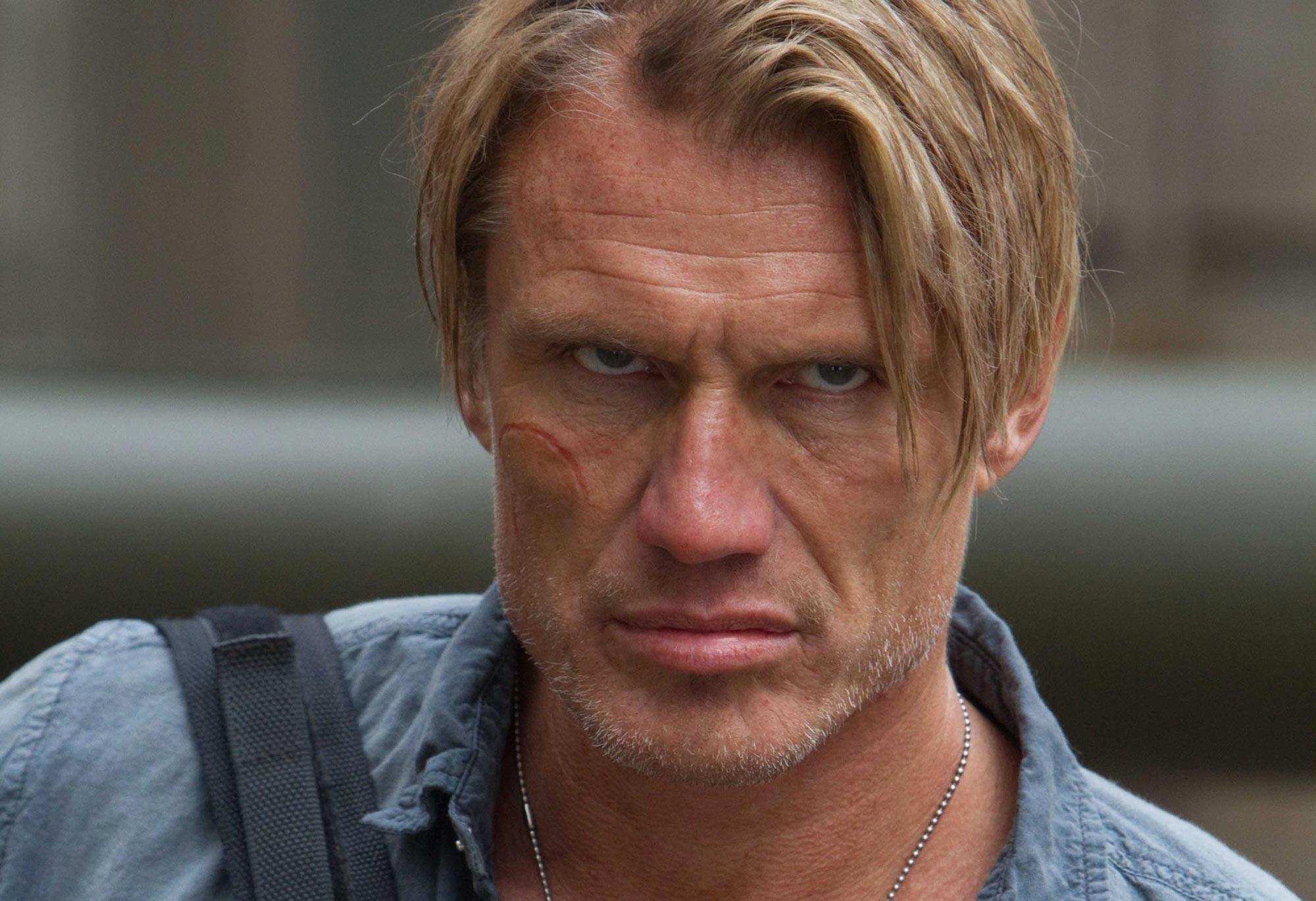 In 'Creed II,' Dolph Lundgren is happy he has better lines ...  |Dolph Lundgren