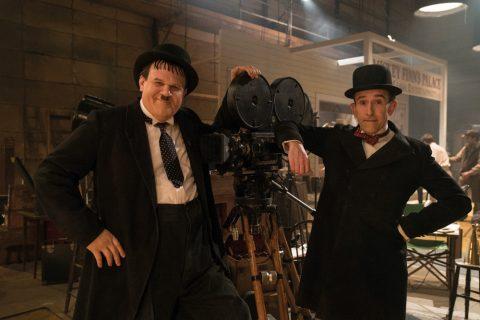 Stan & Ollie opening shot